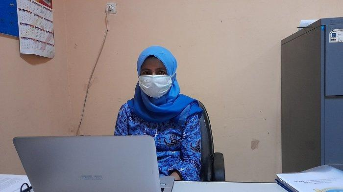 Kepala Seksi Perkembangan Desa Dinas Pemberdayaan Masyarakat dan Desa (DPMD) Kabupaten Serang, Ratna Ningsih