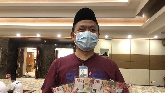 Realisasi Outflow Hari Ke-17 Ramadan di Banten Baru Rp 896 Miliar, Sebagian Uang Pecahan Rp 75.000