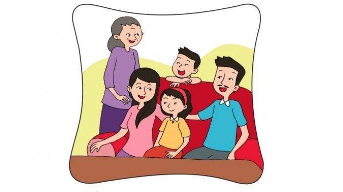 KUNCI JAWABAN Tema 8 Kelas 4 SD Halaman 29 Amatilah Keragaman Fisik dalam Keluargamu