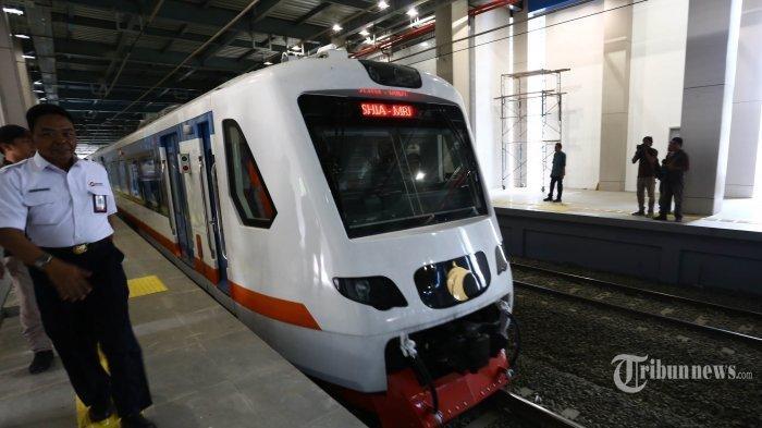 Kereta Bandara Soekarno-Hatta Lagi Promo, Tarif dari Stasiun Manggarai-Bandara Cuma Rp 35 Ribu
