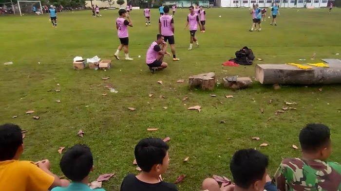 Warga Boyolali Berkerumun di Lapangan, Dikira Tarkam Ternyata Bintang Timnas Latihan Piala Menpora