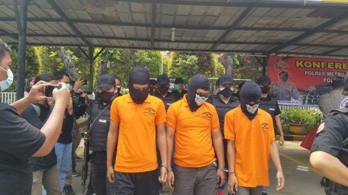 Napi Lapas di Tangerang Kendalikan Peredaran Sabu di Bogor