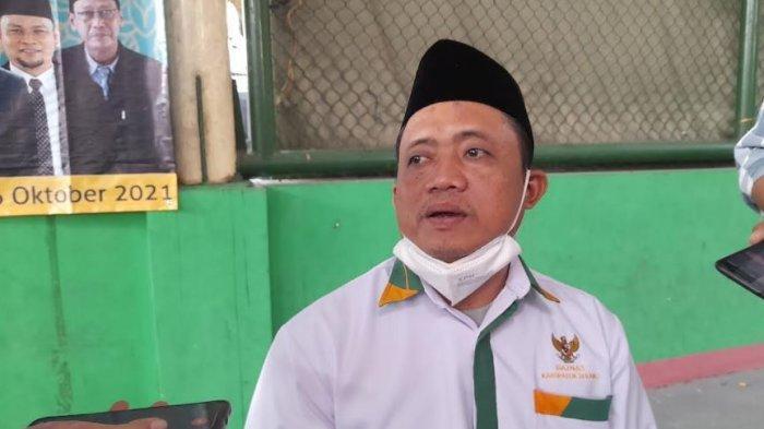 85 Persen ASN di 7 Dinas Sudah Berikan Zakat Profesi ke Baznas Kabupaten Serang