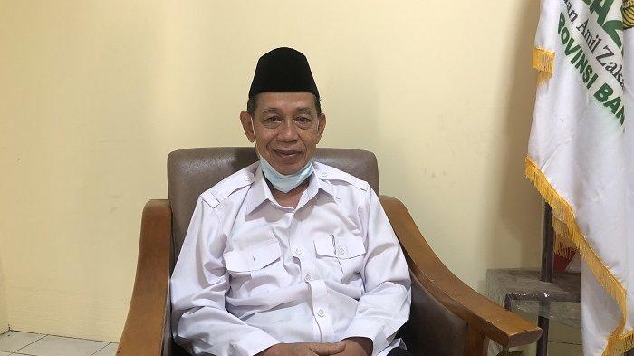 Selama Ramadan 2021, Zakat yang Dikumpulkan Baznas Banten Berhasil Capai Rp 3,5 Miliar