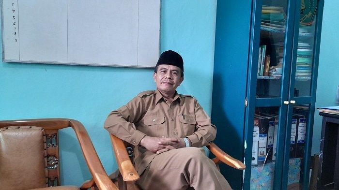 Ketua Dewan Masjid Indonesia (DMI) Kota Serang Komar