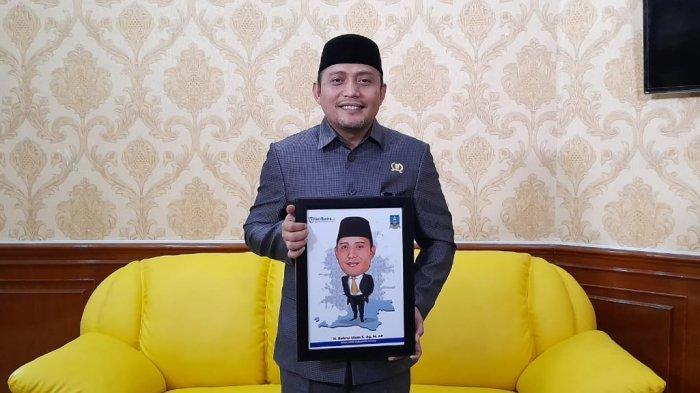 Profil Ketua DPRD Kabupaten Serang Bahrul Ulum, Penggembala Kerbau yang Bercita-cita Jadi Tentara