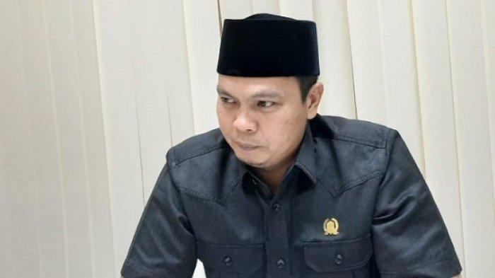 Ketua DPRD Kota Serang Budi Rustandi