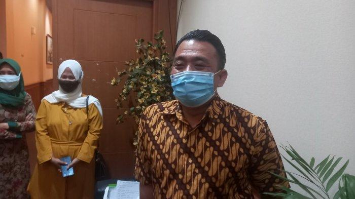 Ketua Himpunan Perguron Persilatan Banten (HPPB) Andre