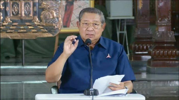 Hitung-hitungan SBY Yakin KLB di Sumut Tidak Sah dan Ilegal: Kubu Moeldoko Coba Akali AD/ART Partai