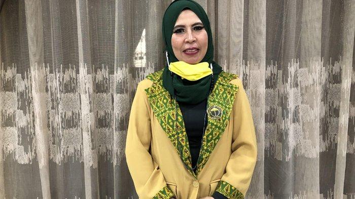 Ketua pelaksana Wedding Expo 2021, Wanda Usman
