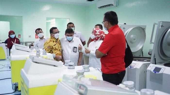 Kekurangan Stok Darah saat Pandemi Covid-19, PMI Banten Ajak Pemda Turun Tangan Bersama