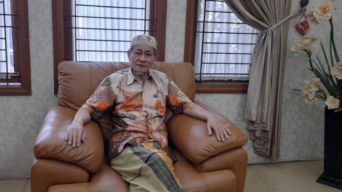 Pendiri Provinsi Banten KH Embay Mulya Syarief Kutuk Aksi Bom di Makassar: Itu Dilarang Oleh Islam