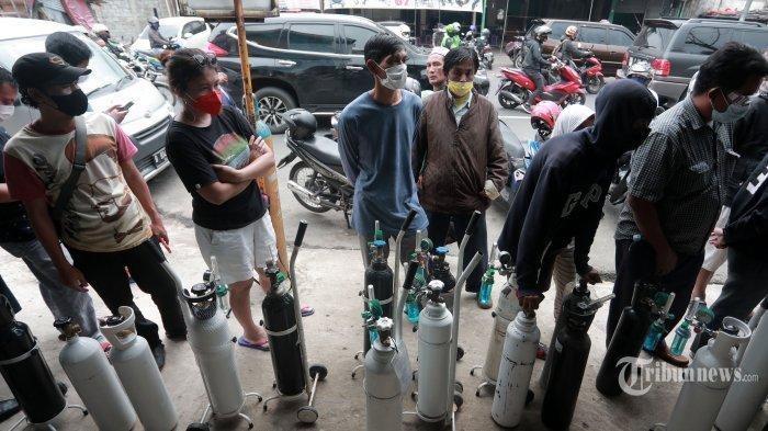 RSUD Kota Serang Masih Punya Stok Oksigen, Tapi Alami Kelangkaan Tabung