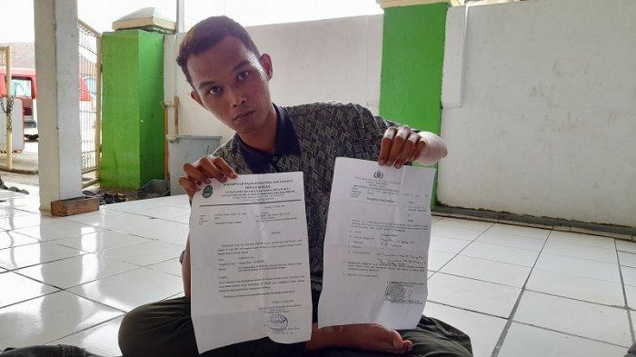 Kisah Jufriansyah, Pemuda Asal OKI: Niat Cari Kerja Kini Malah Terlantar di Kota Serang