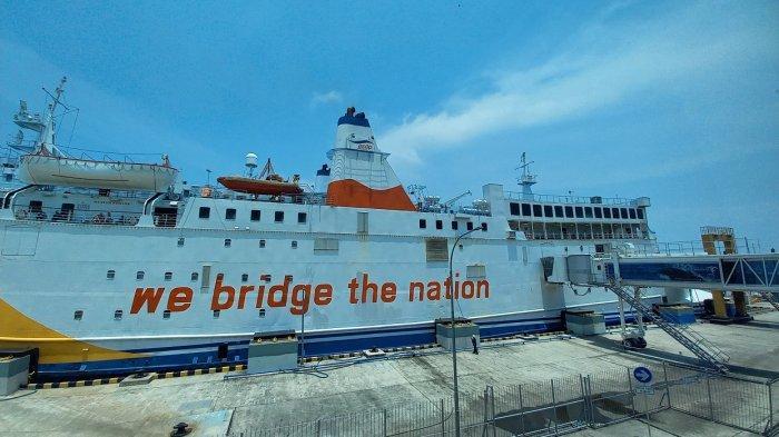 Begini Rasanya Naik KMP Portlink Kosong, Kapal Express Terbesar Pelabuhan Merak: 1,5 Jam ke Lampung