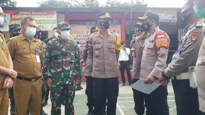Warga Kota Tangerang yang Mudik Wajib di Swab Antigen, yang Menolak Bakal Disambangi Polisi