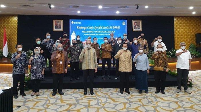 Dukung Kinerja UMKM di Banten, Komisi XI DPR Kunker Spesifik ke Kota Serang