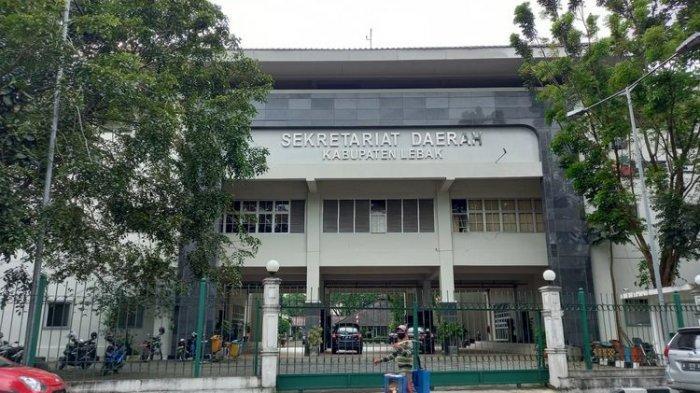 Setelah Kantor Bupati, Kini Kantor BPKAD Lebak Ditutup Karena 10 Pegawai Tertular Covid-19
