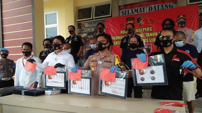 Kapolres Lebak AKBP Mulyana Imbau Warga Patuhi Protokol Kesehatan
