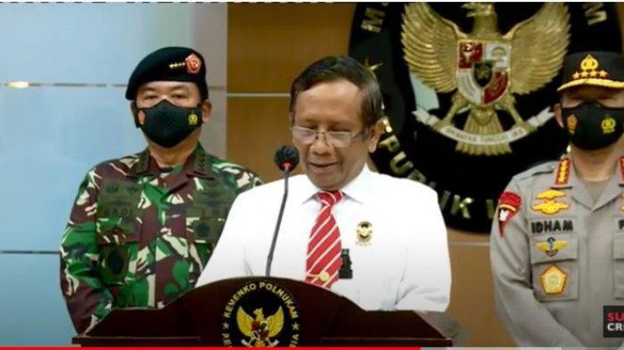 Pemerintah Tetapkan Sebagai Ormas Terlarang, FPI Kabupaten Tangerang Enggan Berkomentar Banyak