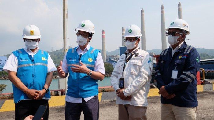 Dirut PLN Kunjungi PLTU Suralaya Banten, Pastikan Pasokan Listrik Aman, Siap Menyambut Lonjakan