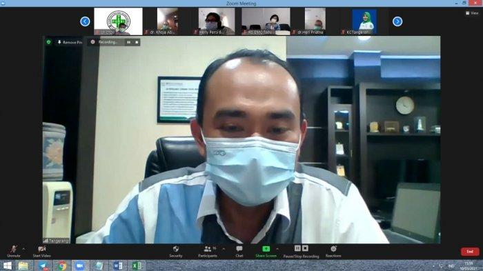 ARSSI Tangerang Raya, Persi Banten, dan BPJS Kesehatan Bahu Membahu Sukseskan Program JKN-KIS