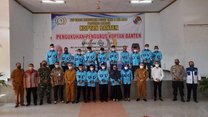 Pimpin Koptan Banten Periode 2021-2024, Wiwi Laras Komitmen Bantu Kesejahteraan Petani dan Nelayan