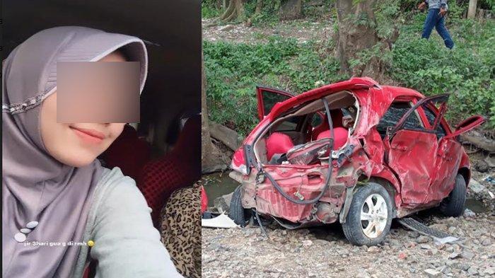 Unggahan Terakhir Korban Tewas Kecelakaan Maut di Tol Tangerang-Merak, 3 Hari tak Pulang ke Rumah