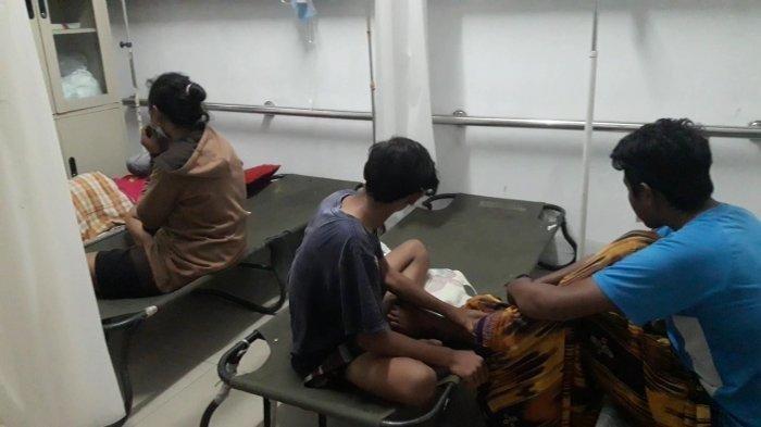 Kronologi Sekeluarga Keracunan Santap Kangkung Tak Sengaja Pakai Oli, Ibu Hamil Jadi Korban