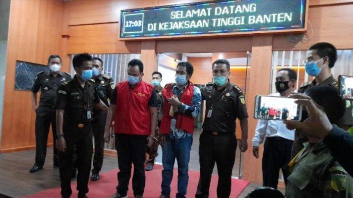 Kasus Korupsi Masker, Dua Pegawai Inspektorat Diperiksa Kejati Banten, Selanjutnya Kadinkes
