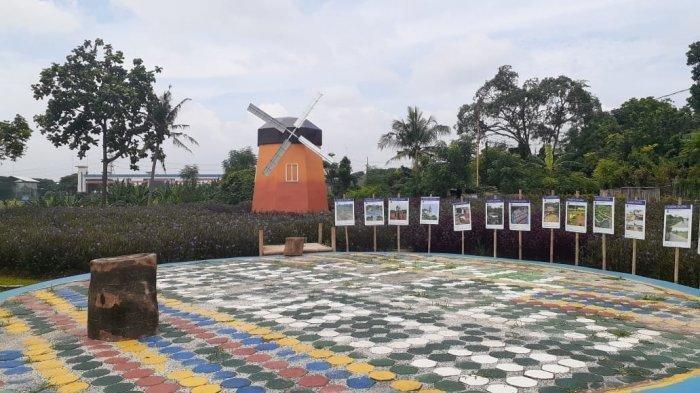 Mengunjungi Wisata Kincir Angin di Tangerang Banten, Suasananya Seperti di Belanda