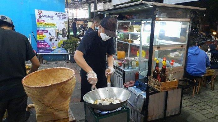 Buka Jadi ASN Polri, Eks Pegawai KPK Ini Jualan Nasi Goreng Rempah, Bermodal Resep dari YouTube