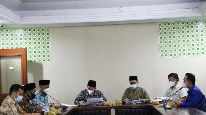 KPU Datangi Diskominfosatik Kabupaten Serang untuk Menyinergikan Program
