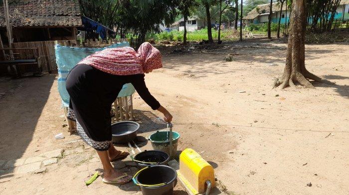 Sebulan Sudah Warga di Delapan Kampung di Jawilan Serang Alami KrisisAir Bersih