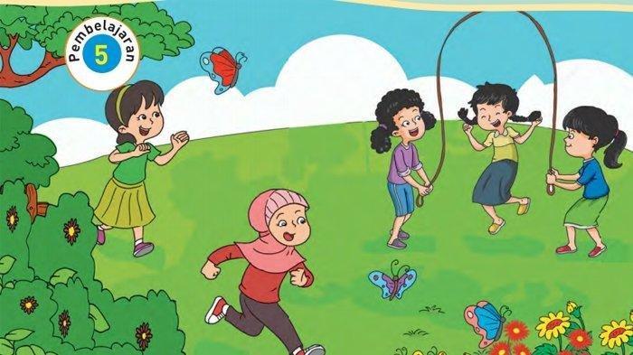 Kunci Jawaban Tema 6 Kelas 2 SD Hal 138-143, Apa Saja Tata Tertib ketika Jam Istirahat di Sekolah?
