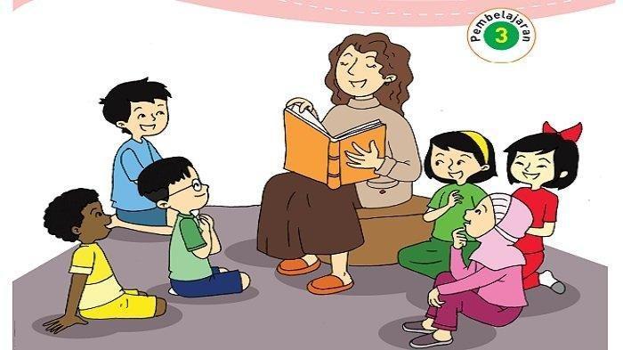 KUNCI JAWABAN Tema 7 Kelas 3 SD Halaman 42 Buat Kalimat Baru Menggunakan Kata Teknologi
