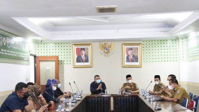 Komisi IV DPRD Kabupaten Tangerang Menggali Informasi Perkembangan Perda SPBE di Kabupaten Serang