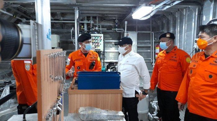 Kecanggihan Kapal Negara SAR 247 Tetuka Milik Basarnas Banten, Mendeteksi hingga Kedalaman 100 Meter