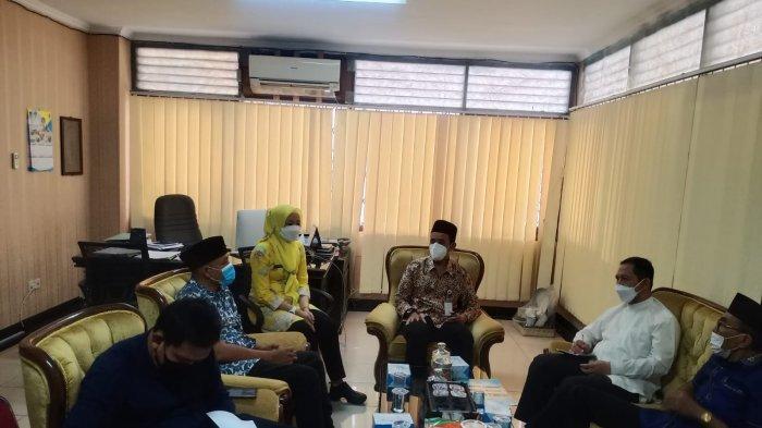 Komisi I DPRD Tangerang Selatan Belajar Keamanan Informasi ke Diskominfosatik Kabupaten Serang