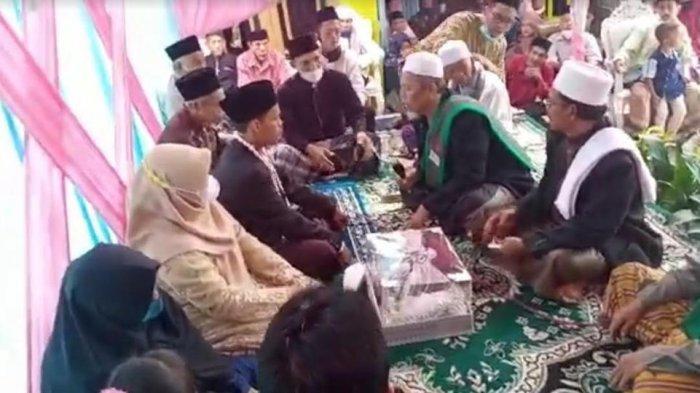 Viral Ulama di Lebak Meninggal Saat Menuntun Pernikahan, Tak Sadarkan Diri Setelah Ucapkan Syahadat