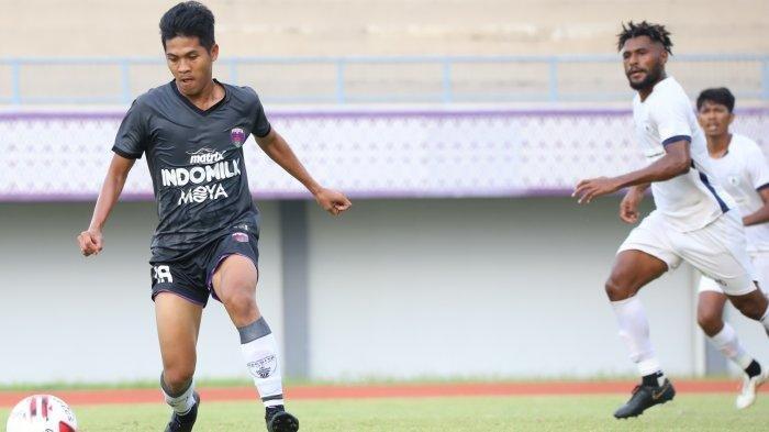 Sempat Ricuh Antar-pemain saat Laga Uji Coba, Persita Tangerang Menang 3-1 Lawan Persipura Jayapura