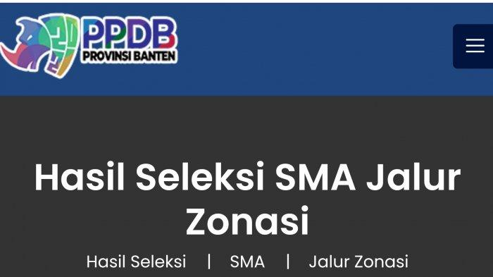 Server PPDB SMAN di Banten Kembali Down Saat Pengumuman, Begini Alasan Dindikbud