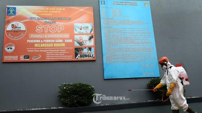 Pandemi Covid-19 Belum Berakhir, Lapas Cipinang Tidak Terima Kunjungan Keluarga saat Idul Fitri