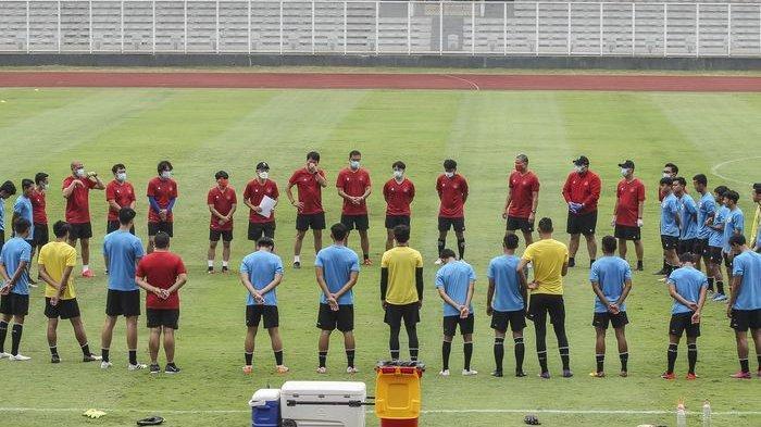 Daftar 30 Pemain Timnas U19 Dipanggil Shin Tae-yong untuk TC di Kroasia, Ada Pemain Liga Inggris