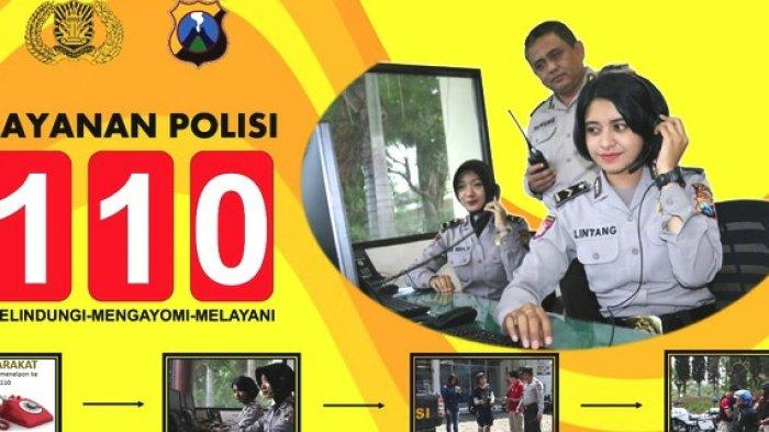Polres Cilegon Buka Layanan Aduan 110 Bebas Pulsa 24 Jam, Jangan Coba-coba Nge-prank Polisi!