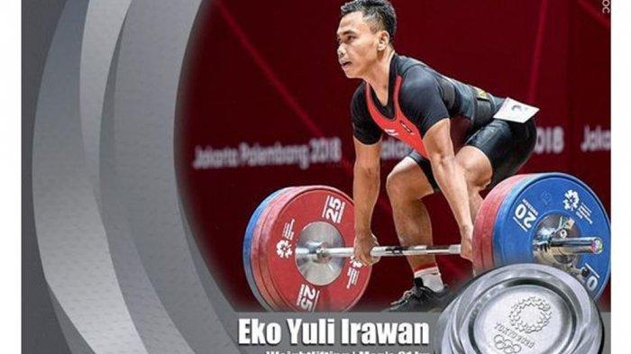 SOSOK Eko Yuli Irawan Atlet Indonesia Pertama Raih 4 Medali Olimpiade, Dulunya Pengembala Kambing