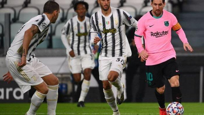 Hasil Liga Champions, Hattrick Rashford, Messi Buntuti Rekor Ronaldo, Hingga Pesona Anak Ajaib