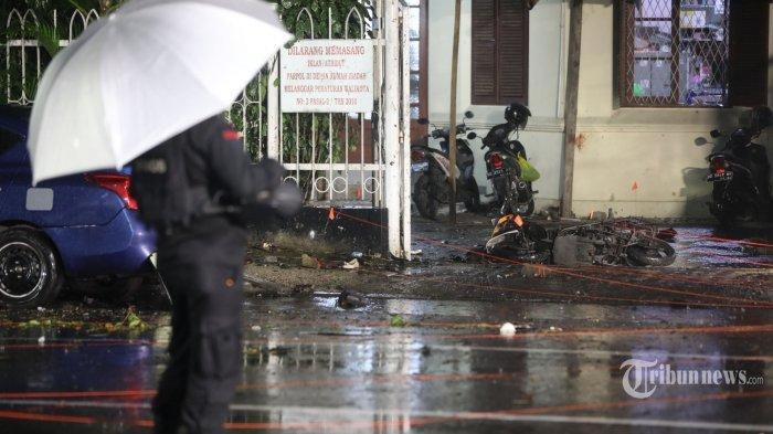 Kata Polisi soal Kabar Wanita Pelaku Bom Gereja Katedral Makassar Sedang Hamil