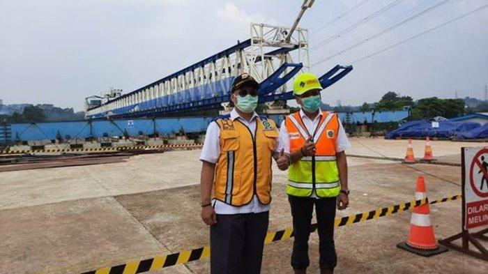 Akhir Tahun 2021, Serpong ke AEON Mall BSD Tangerang Selatan Tersambung Jalan Tol