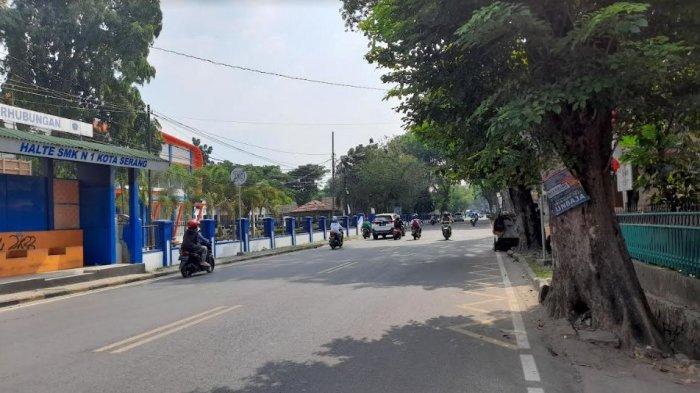 Tawuran Pelajar di Serang Terjadi Saat Waktu Salat Jumat, Siswa SMK Swasta Menyerang SMK Negeri